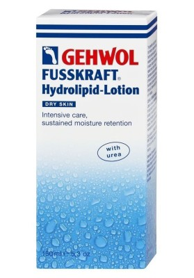 GEHWOL FUSSKRAFT Hydrolypid-Lotion