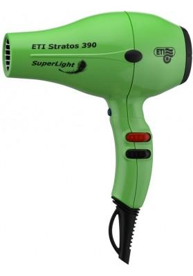 Prof.plaukų džiov.(žalias) ETIStratos390SuperLight